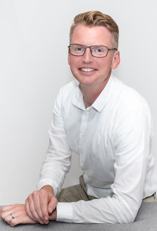 Kenny Christian Holm indehaver af Holdbar byggeri