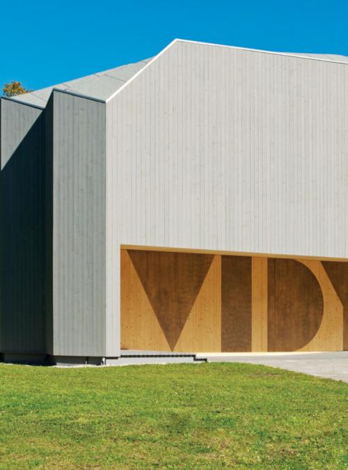Teateret - VIDY - Holdbar ideer til CLT,BauBauch og LVL konstruktioner