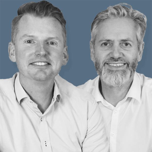 Kenny Christian Holm og Steffan Iwersen Einrum og Holdbar